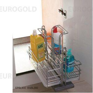 Giá đựng chai lọ tẩy rửa EGSL300